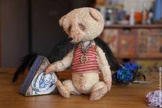 """Pattern teddy bear for sale.Выкройка """"ХУДОЖНИК Радуга"""" и """"Я РОДИЛСЯ"""" - белый,наташа мураша,выкройка кролика"""