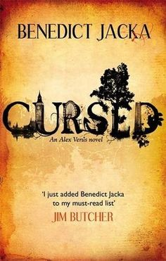 Book Chick City   Reviewing Urban Fantasy, Paranormal Romance & Horror   REVIEW: Cursed by Benedict Jacka (click for review)