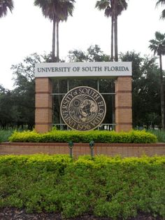University of South Florida! Check it out and see what it has to offer!