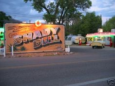 "Nancy's Vintage Trailers: Shady Dell Bisbee Arizona... ""Sleep in a Vintage Trailer Inn"""