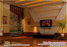 Kerala Home Design And Floor Plans: House Interior Design, Kannur, Kerala