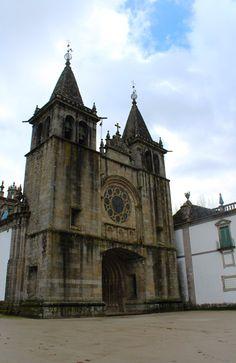 Mosteiro de Santa Maria de Pombeiro- Felgueiras http://www.myownportugal.com/portugal-florido/rota-romanico/