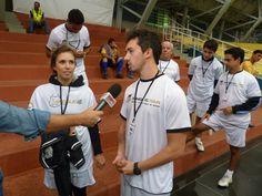 Camisa - Fui Gandula - Santos FC x Guarani