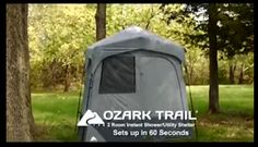 We provide the full review about best shower/changing room popup tent. Ozark Trail Tent has good quality and price for outdoor.