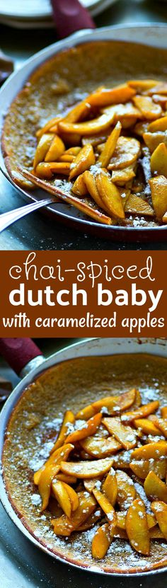 Buttery chai-spiced
