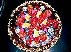 Chocolate cake Chocolate Cake, Acai Bowl, Breakfast, Kitchen, Food, Chocolate Pound Cake, Baking Center, Chocolate Cobbler, Cooking
