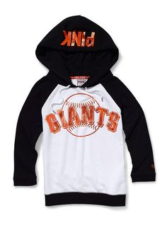 San Francisco Giants Baseball Hoodie