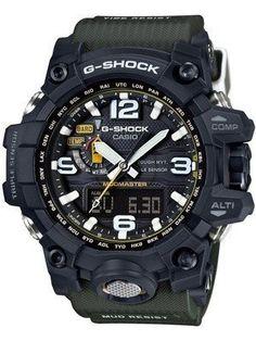 Casio G-Shock GWG-1000-1A3JF Mudmaster