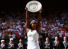 Serena Williams - 2015 Wimbledon Women's Singles Champion