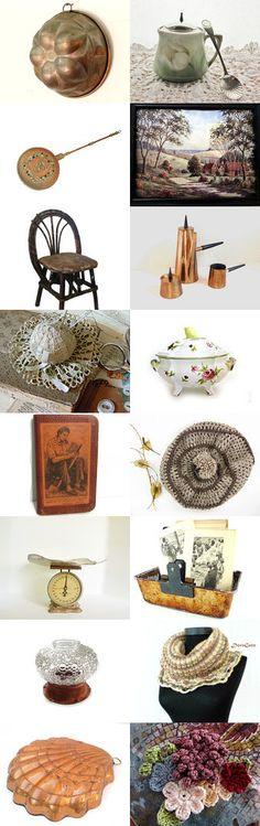 Warming Up for Autumn by Betty J. Powell on Etsy--Pinned with TreasuryPin.com