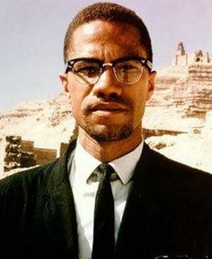 Style Icon - Malcolm X