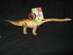 Mamenchisaurus plush from TLW - Jurassic Park Jurassic Park Toys, Jurassic World, Long Neck Dinosaur, The Lost World, Spinosaurus, Tyrannosaurus Rex, Creature Feature, Concept Art, Plush