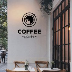 Cafe Wall Art – Page 4 – Wall Canvas Corner Coffee Shop Signs, Coffee Shop Logo, Cafeteria Menu, Coffee Wall Art, Coffee Gif, Men Coffee, Cafe Wall, Mural Cafe, Cafe Shop