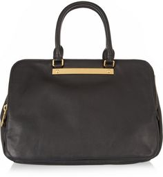 Marc by Marc Jacobs Goodbye Columbus leather tote on shopstyle.com