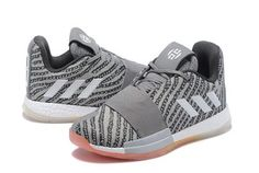 super popular 92c3b c136d Buy Cheap adidas Harden Vol. 3 Grey White Orange Shoes-2