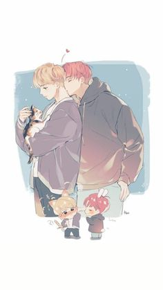 Read from the story Jikook/kookmin fanart~ by oof_rose with 554 reads. Foto Jimin, Jimin Jungkook, Bts Bangtan Boy, Fanart Bts, Vkook Fanart, Yoonmin, Jikook Manga, Bts Drawings, Fan Art