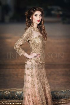 Photography by irfan ahson Pakistani Gowns, Pakistani Wedding Dresses, Pakistani Bridal, Bridal Dresses, Very Pretty Girl, Pretty Girls, Dulhan Dress, Bridal Looks, Bridal Collection
