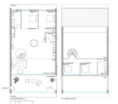 Lacaton & Vassal . 59 dwellings . MULHOUSE (33)