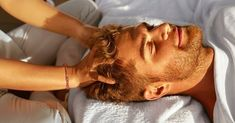 Marketing Masterminds explains the benefits of scalp massage for hair loss prevention and baldness treatment. Massaging for balding preventative measures. Hair Loss Reasons, Androgenetic Alopecia, Massage Tips, Bald Men, Headache Relief, Prevent Hair Loss, Hair Health, Hair Growth, Mens Hair