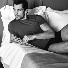 David Gandy for Autograph   Photographer: Hunter & Gatti