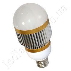 Лампа светодиодная E27-33х0,3W (white)