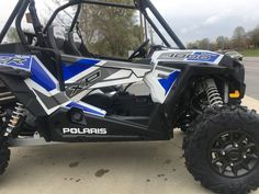 New 2017 Polaris RZR XP 1000 EPS White Lightning ATVs For Sale in North Carolina. 2017 Polaris RZR XP 1000 EPS White Lightning, 2017 Polaris® RZR XP® 1000 EPS White Lightning <p>The benchmark for Xtreme Performance. Power, suspension, and agility for any terrain.</p><p> Features may include: </p> POWER FEATURES <ul><li>110 HP PROSTAR® H.O. ENGINE</li></ul><p>Designed specifically for extreme performance, the Polaris ProStar® 1000 H.O. engine features 110 horses of High Output power and all…