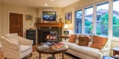 A cozy eclectic living room by My Inside Designer