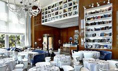 Prestigious Cipriani Restaurant and it's delicious classic food will be set just 10 minutes from your lavish unit at Jade Brickell condo.