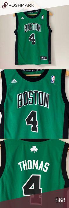 1a9f9e868 NBA Boston Celtics  4 Isaiah Thomas Game Jersey Celtics Isaiah Thomas  4  Game Jersey