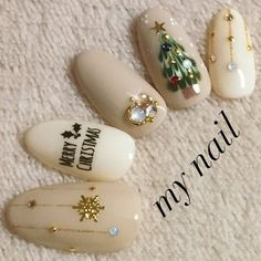 Holiday nails!!!
