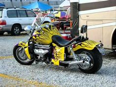 A Tribute To Boss Hoss Motorcycles And Trikes - (2-6-2010)