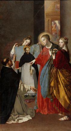 #Maíno sólo realizó alrededor de 40 obras, ya que al ordenarse dominico en 1613 fue dejando los pinceles