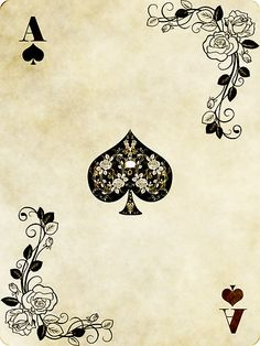 The Ace of Spades by Jason Scott