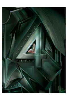 FANTASTIC FOUR / DR. DOOM vector tribute by Orlando Arocena- mexifunk- on Behance