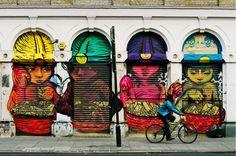 In Aldgate, London, England. Photo by Gonçalo Reis Bispo
