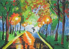 MY ART: Street painting