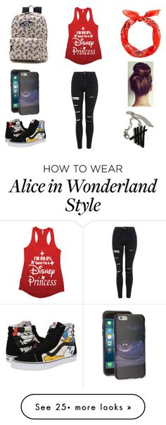 """Untitled #115"" by mollykmcnicol on Polyvore featuring moda, Topshop, Vans y Marc by Marc Jacobs"