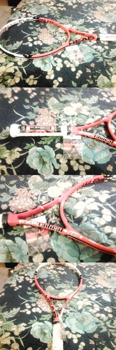 Racquets 20871: Head Fxp Radical Team Tennis Racket. New. Mp -> BUY IT NOW ONLY: $89.99 on eBay!