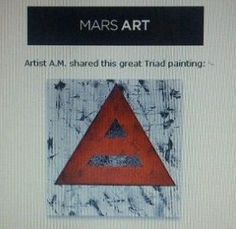 Triangle, Artist, Painting, Artists, Painting Art, Paintings, Paint, Draw