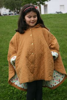 Elm Raincoat Poncho <3 Willow and Co.