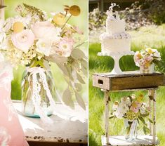 Pretty + Playful: A Vintage Style 1940s Inspired Wedding Theme