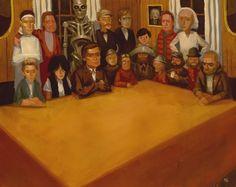 Los cuadernos de Vogli: Nathan Stapley. Founding Members Of The SICTT (Soc...