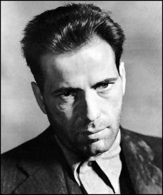 "Humphrey Bogart en ""El Bosque Petrificado"" (The Petrified Forest), 1936 Humphrey Bogart, Hollywood Stars, Classic Hollywood, Old Hollywood, Bogie And Bacall, The Big Sleep, Lauren Bacall, Portraits, Best Actress"