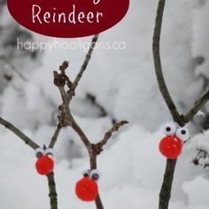 kids christmas crafts | ... Craft Sticks and Buttons: an easy, fine-motor Christmas craft for kids