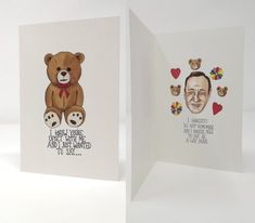 Kevin Spacey Apology Card (Sorry cards, apology cards, funny cards, Greetings cards, Valentine cards Funny Greeting Cards, Funny Cards, Holiday Cards, Christmas Cards, Sorry Cards, Easy Writing, Kevin Spacey, Saying Sorry, Valentines