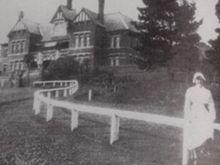 Sunbury Asylum (c1870's)