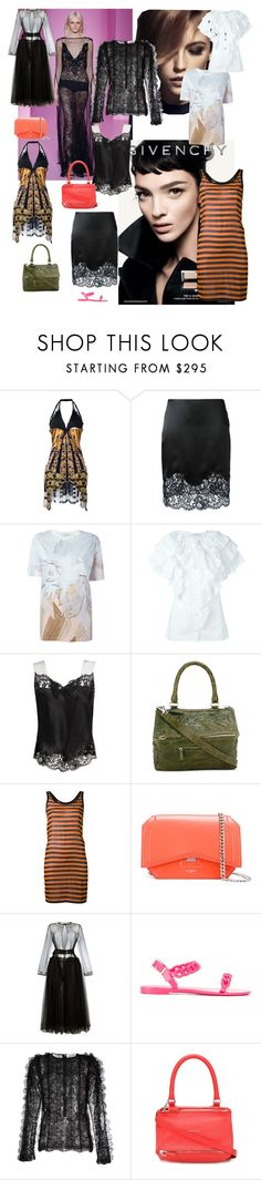 """""""Symbols of Beauty!"""" by lalu-papa ❤ liked on Polyvore featuring Givenchy"""