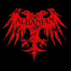 albania flag | Albanian Flag Design