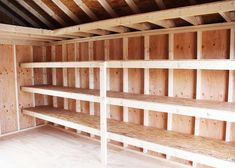 Homebrewing garage Elite A-Frame with Shelving Package For Sale in Mifflintown, PA Storage Shed Organization, Garage Organisation, Garden Tool Storage, Storage Ideas, Shed Shelving, Garage Storage Shelves, Built In Storage, Workshop Shelving, Shelving Ideas