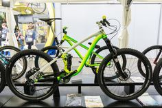 NS Bikes - Snabb E1 @ Eurobike 2014.